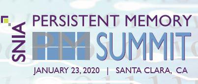 SNIA Persistent Memory Summit 2020